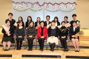 2014.3.21 卒団式