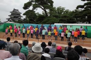 2014.8.9 お城deハーモニー:SKF歓迎行事