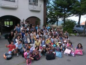 2014.8.4~6 合宿(白樺湖)