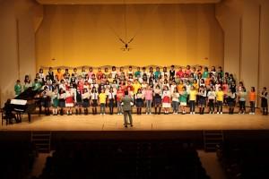 2014.5.18 合唱祭:アトリエ(中学生女子・変声前男子)