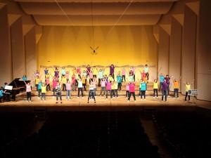 2014.5.18 長野県少年少女合唱祭(松本市キッセイ文化ホール):オープニング
