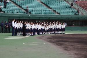 2014.4.13  信濃グランセローズ開幕式(松本市)