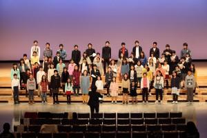2014スプリングコンサート:全体合唱